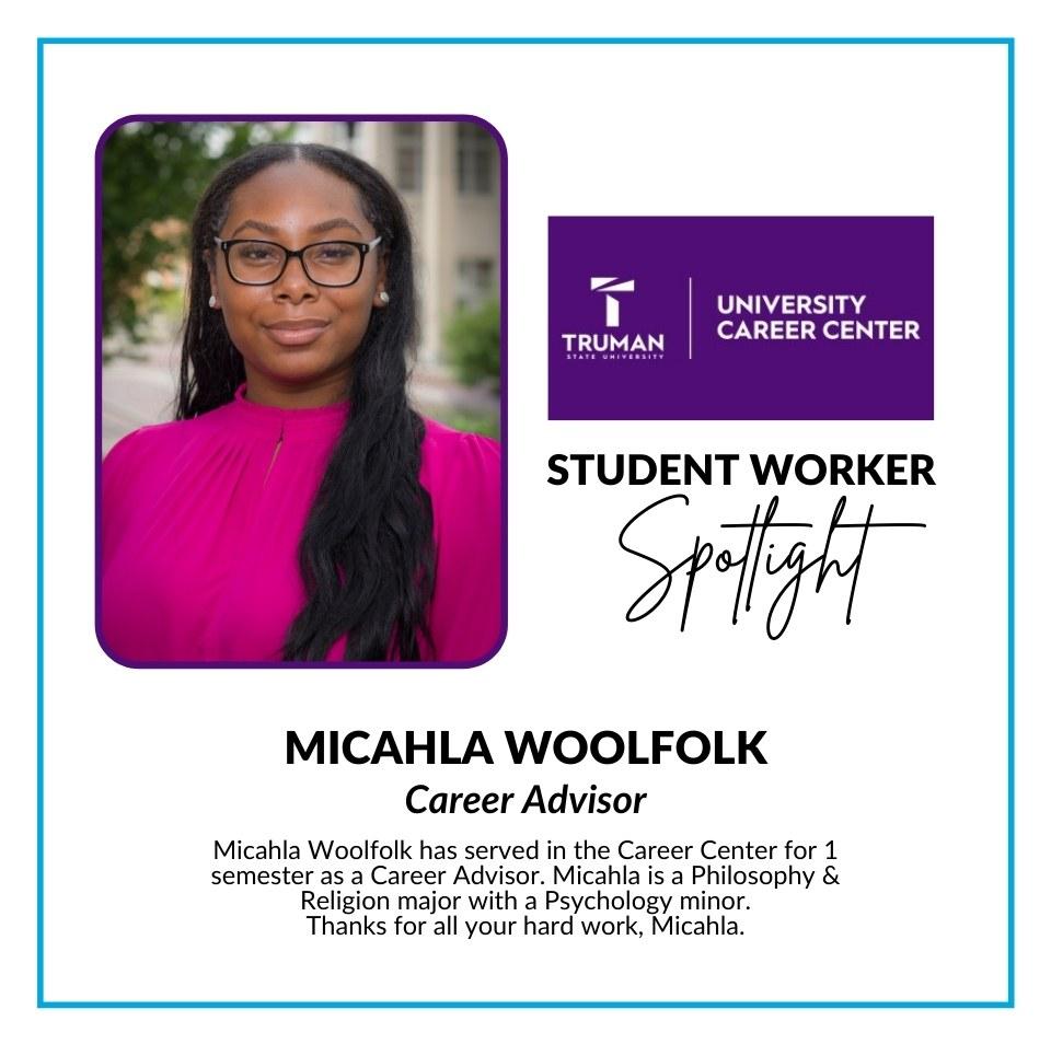 Student Worker Spotlights